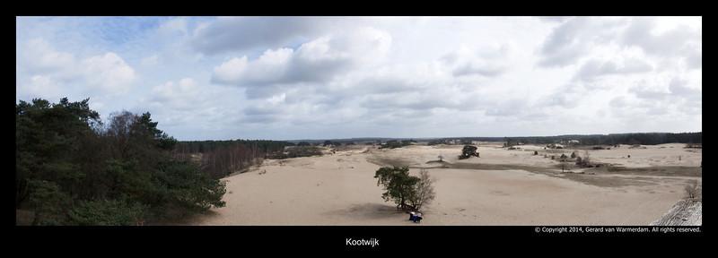 Kootwijk Panorama 2