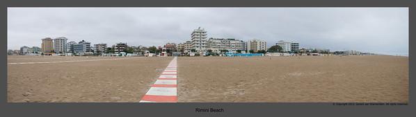 Panorama 4 Rimini Beach 2