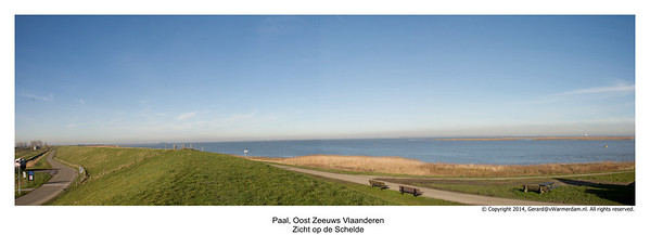 Paal, Oost Zeeuws Vlaanderen