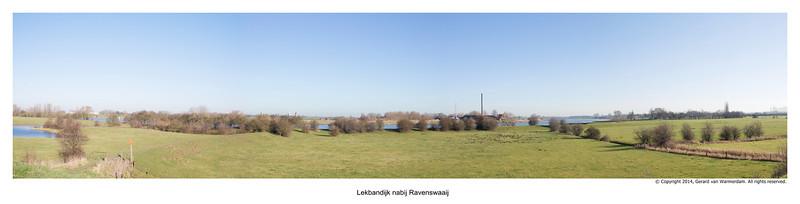 Lekbandijk nabij Ravenswaay NL