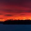 Horizon Burning