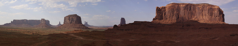 Monument Valley, Arizona ID #0003 $99 Custom sizing available as large as  15x76 inches