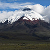 Cotopaxi Volcano, Ecuador<br /> #0007<br /> $99<br /> Custom sizing available as large as  15x50 inches
