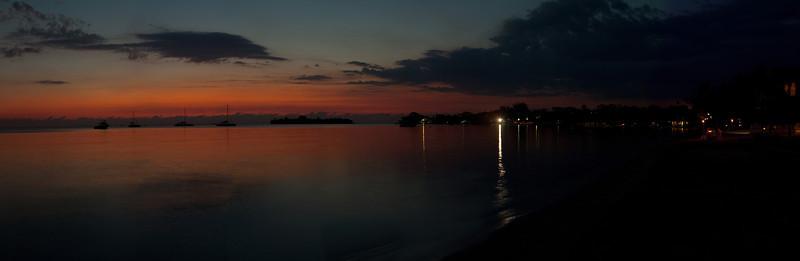 Jamaica Sunset #0019 $99