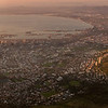 Cape Town from Table Mountain<br /> #0014<br /> $99<br /> Custom sizing as large as 15x48