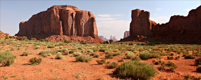 Monument Valley, Arizona #0005 $79 Custom sizing available as large as  15x37 inches