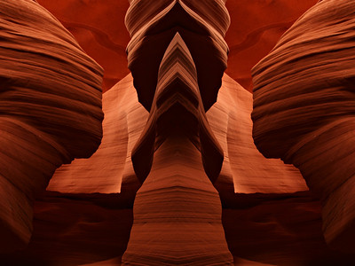 Lower Antelope Canyon, Arizona #0010 $79 Custom sizing available as large as 15x20 inches