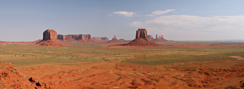 Monument Valley, Arizona #0004 $79 Custom sizing available as large as  15x41 inches