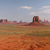 Monument Valley, Arizona<br /> #0004<br /> $79<br /> Custom sizing available as large as  15x41 inches