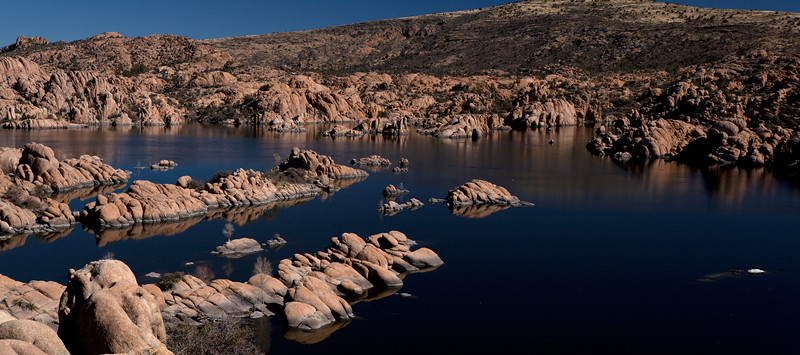 Watson Lake in Prescott Arizona