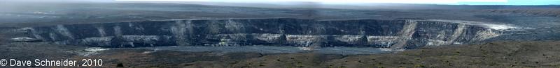 Another close-up of Haema'uma'u Crater.