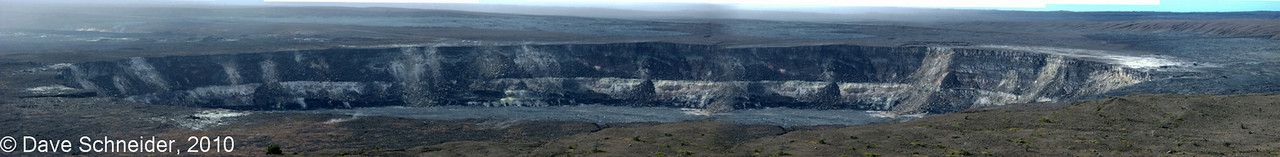 Another close-up of Haema'uma'u Crater.