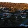 Dawn over Bicheno, Tasmania, Australia