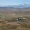 Altiplano outside LaPaz, Bolivia