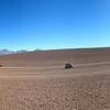 Licancabur volcano, seen from Bolivia