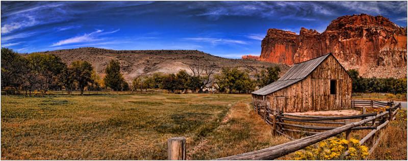 Zion Barn