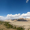 Indus Valley, west from Leh, Ladakh, India.