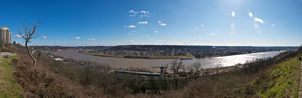 Eden Park Overlook - Cincinnati, Ohio
