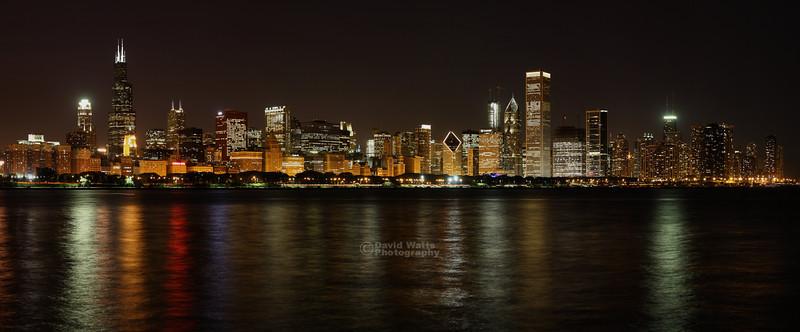 Chicago Skline 2