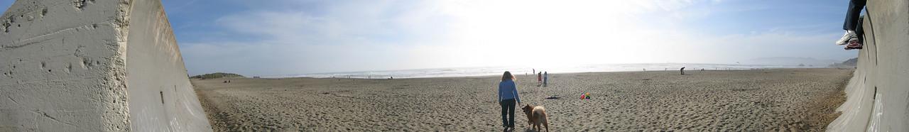 Ocean Beach, SF, CA