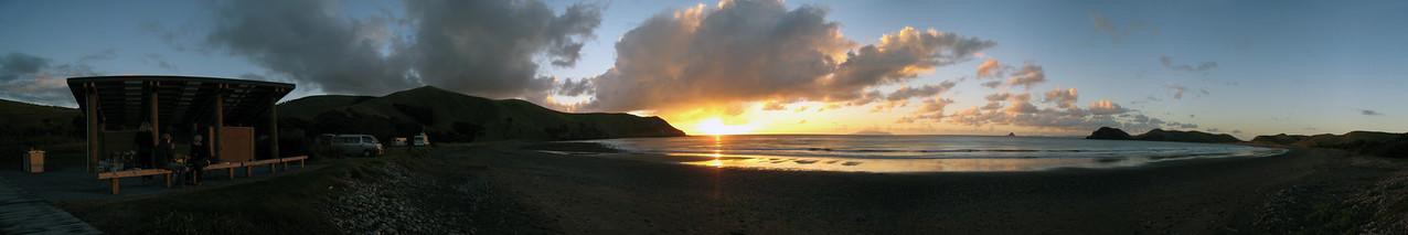 Sunrise, Bay of Islands, NZ