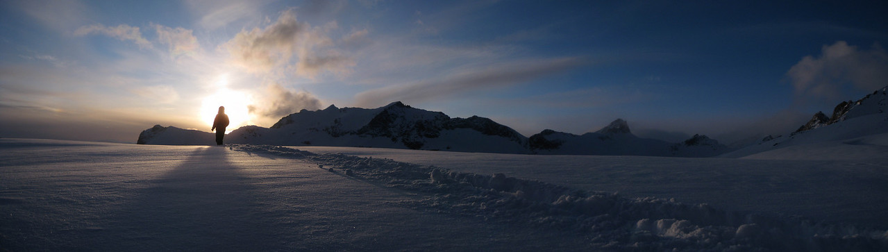 One of my favorite panos from the trip...