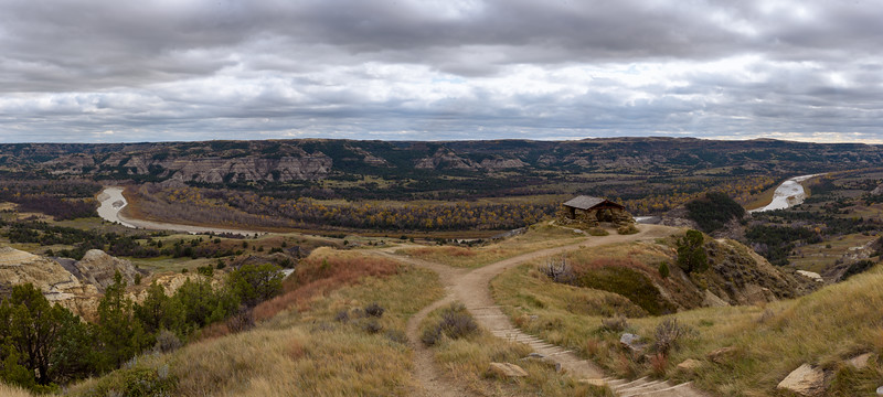 Theodore Roosevelt National Park Pano#1