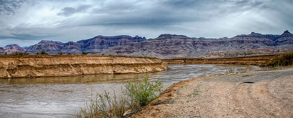 Colorado River Grand WashPamoramic1