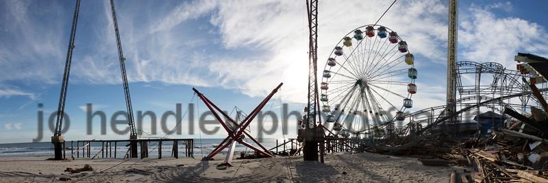 Funtown Pier Pano