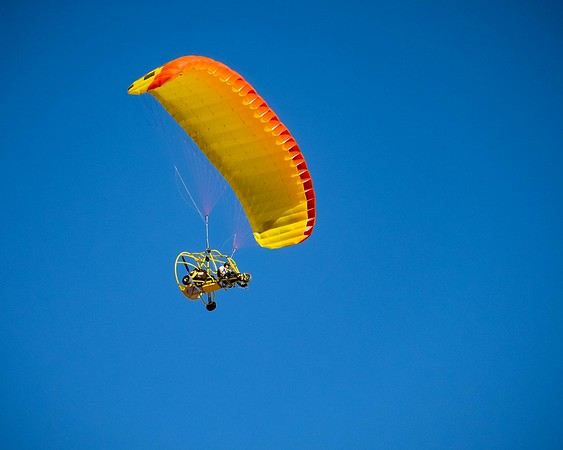 Paraplane Powered Parachute