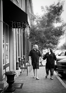 we walk bw (1 of 1)