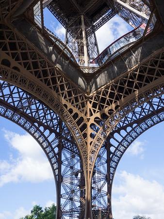 Eiffel and Bonnard