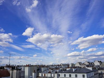 Paris Days 1, 2 and 3