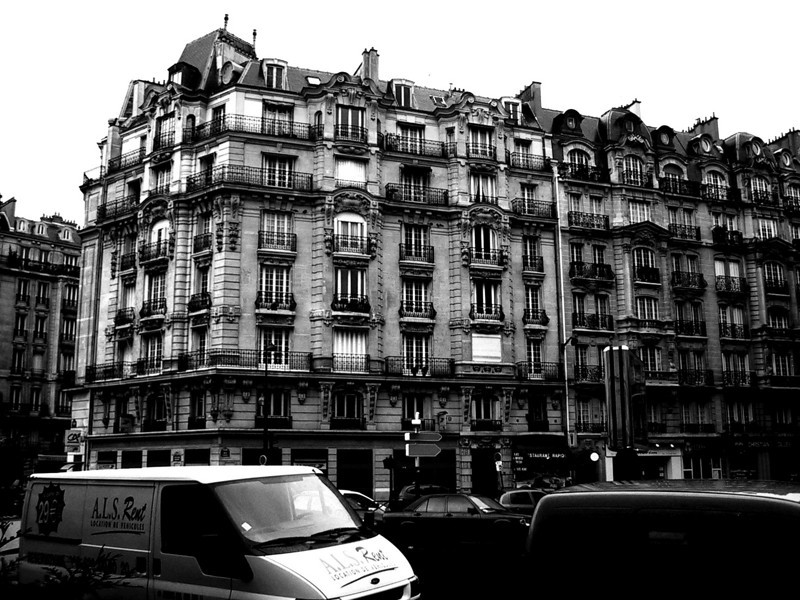 random paris shot