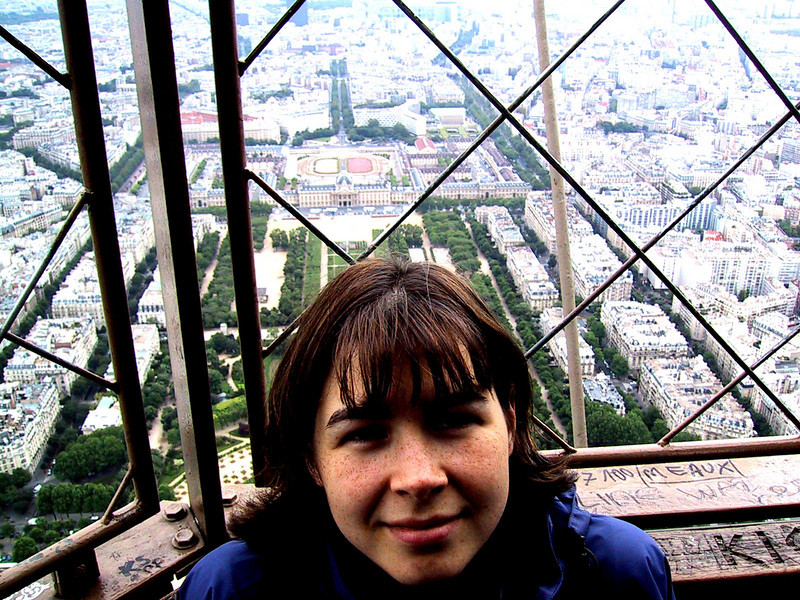 Liv, Eiffel Tower