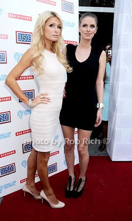 Paris Hilton, Nicky Hilton<br /> photo by Rob Rich © 2010 robwayne1@aol.com 516-676-3939