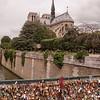 Notre Dame & Pont de l'Archevêché