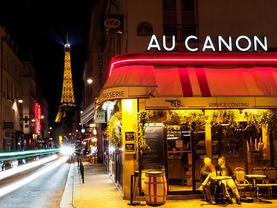Paris May 3