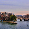 Ile De La Cite and the Rive Gauche