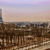 Four Paris landmarks