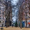 Place Dauphine, Ile de La cite