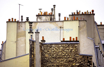 Chimneypots / Paris