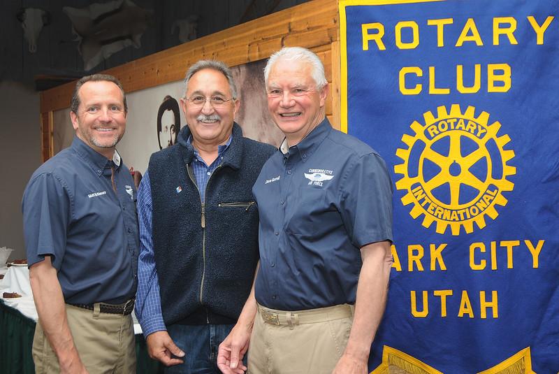 Park City Rotary Grants - Utah Commemorative Air Force