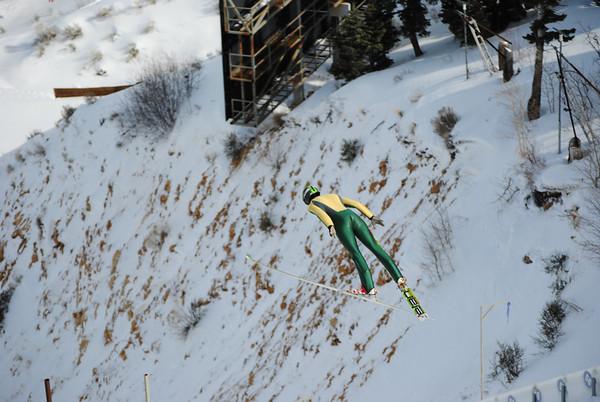 Park City Winter Jumping 2011