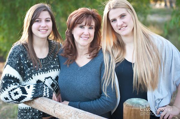 park family portraits