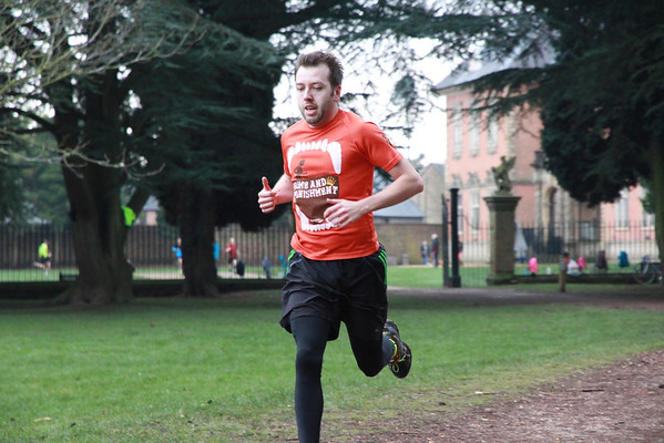 parkrun 8th March 2014