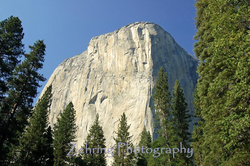 """El Capitan"" Yosemite Nat'l Park, California."