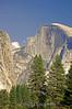 """Half Dome"" Yosemite Nat'l Park, Ca."
