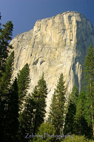 """El Capitan"" Yosemite Nat'l Park, California."