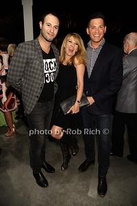 Ramona Singer,Adam Blanshay, Hank Stampfl photo by Rob Rich/SocietyAllure.com © 2015 robwayne1@aol.com 516-676-3939